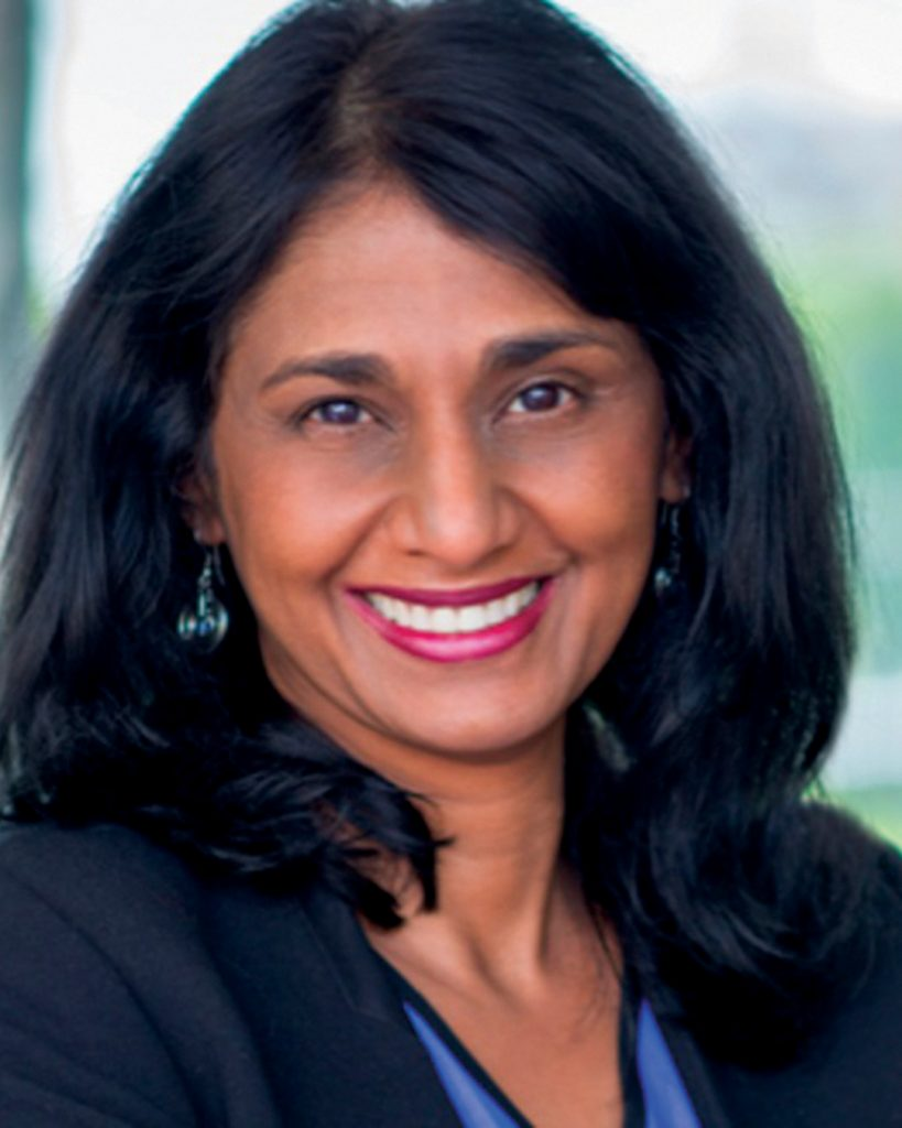 photo of Padma Ragahavan