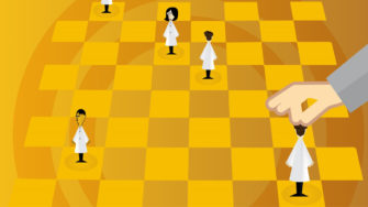 internet of things as a high stakes game of chess